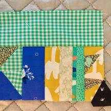 Crazy, improv, or crumble quilt?